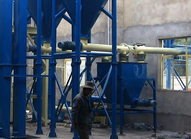 干粉砂浆计量配料系统