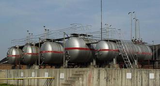 40立方碳钢储油罐