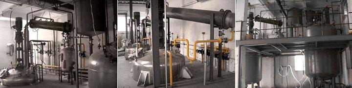 四川永通机械生产的不饱和聚酯树脂设备